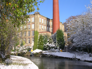 Offices to let in Macclesfield at Clarence Mill
