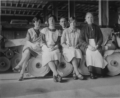 Adelphi Mill workers