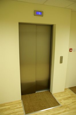 cheshire office space lift
