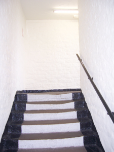Offices Macclesfield Stairs up to the 3rd Floor