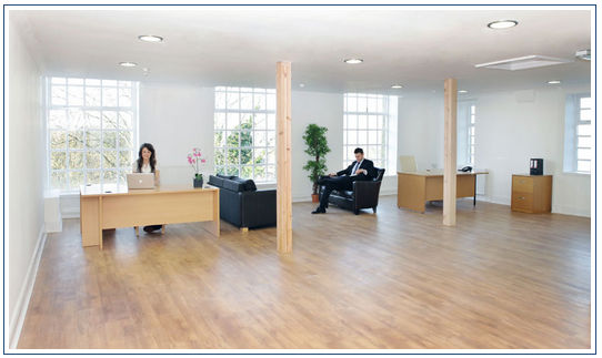 open plan offices macclesfield